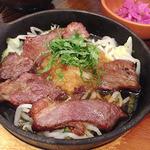 ガスト - 料理写真:和膳のお肉