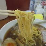渡来亭 - 麺