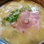 39268964 - 鶏パイタン720円