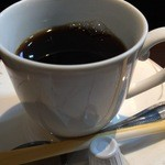 和食処 まる - 日替り弁当 食後のコーヒー
