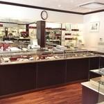 軽井沢チョコレート館 - 売り場