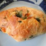 3927243 - 野菜入りフランスパン