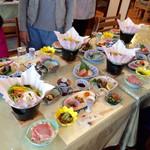 金山ヒュッテ - 夕食です♡(ؔᵒ̶̷ᵕؔᵒ̷̶)