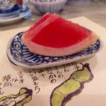 金山ヒュッテ - ピンクグレープフルーツです♡(ؔᵒ̶̷ᵕؔᵒ̷̶)