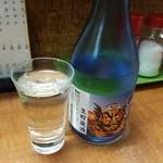鳥いち - 生酒(\700)
