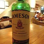 HOFF - アイリッシュ・ウイスキーで〜♬