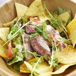 Don Mexicano - 牛肉のスパイシーサラダ