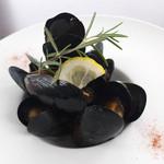 Don Mexicano - ムール貝の白ワイン蒸し