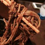 座・中村 - おだぶつの麺リフト〜(*^_^*)