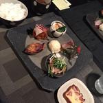 39275185 - omo cafe ごはんプレート¥1550