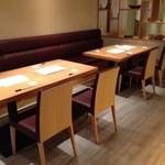 39276431 - (内観)テーブル席