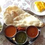 インディアン レストラン ダルバル - どれも美味しい