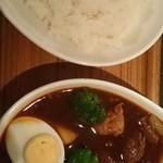 スープカレー屋 鴻 - カレーとごはん