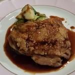 ルピュイグルモンカマクラ - お肉