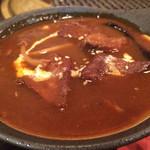 SATOブリアン - 2015/6_切り落とし肉で作ったビーフシチュー