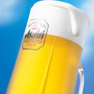 ビアガーデンの季節到来♪全9種生ビール飲み放題♪