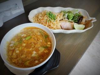 一閑人 - ハバネロつけ麺