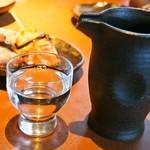 和楽  - 紀土 純米吟醸 しぼりたて
