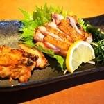和楽  - 名古屋コーチン もも肉たたき