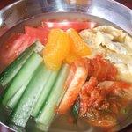 いち福 - 夏のお薦め 韓国冷麺