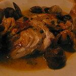 カゼ ウズマキ - 鯛のスープ仕立て