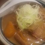 39281240 - モツ煮(280円)