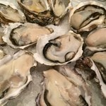 39281506 - 夏の真牡蠣・岩牡蠣(食べ放題)