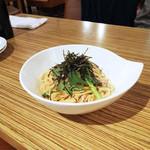 アネア カフェ - 明太バターソース
