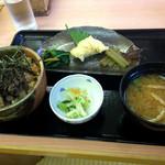 39286270 - 舞茸ご飯定食