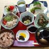 涛音寮 - 料理写真:たこめし御膳(さしみ付き)\1,836