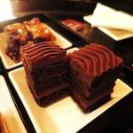 マデュロ - チョコレートケーキ