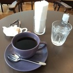 カフェ スタンダード - ドリンク写真:ホットコーヒー 400円 (税別)