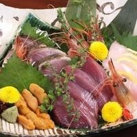 日本酒ダイニング ちえのわ - 刺し盛りは必須‼︎川崎市場仕入れのお刺身は鮮度抜群‼︎