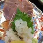 まんなおし - 料理写真:下関市 まんなおし 2015.05.02
