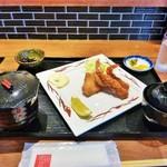 くわとろ - 日替り定食  750円(税込)