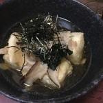 39297622 - 揚げ出し豆腐