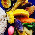 北鎌倉 ぬふ・いち - 鎌倉野菜のスープカリー