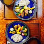 ぬふ・いち - 鎌倉野菜のスープカリーセットA