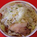 ラーメン二郎 - ラーメン700円※野菜増し
