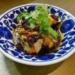 九龍飲茶酒楼 - 口水鶏(よだれ鶏)