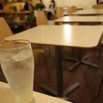 石窯ポポロ - 2015年2月 酵素酎ハイキウイ【450円】