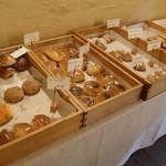 石窯ポポロ - 2015年2月 パンも売ってました~(´∀`)