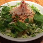 黒椿屋 - 冷麺