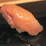 鮨 田可尾 - 赤むつ