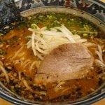 麺屋 黒船 - 味噌ラーメン650円