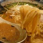 麺屋 黒船 - 麺&スープ