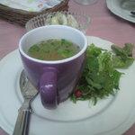 アリスの茶屋 - 前菜