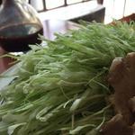 モカ - 生姜焼き・キャベツぼーぼー