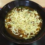 花鶴 - チーズカレーうどん
