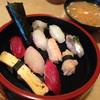 すし家辰己 - 料理写真:にぎり1人前